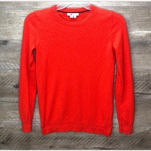 Boden Cashmere Sweater Sz Small